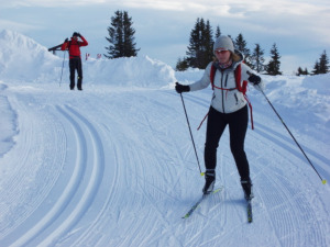 Cross-country skiing coaching in Norway